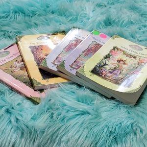 5 Disney fairy books